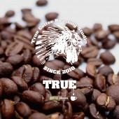 [一公斤量販包]TRUE COFFEE 義式中深焙咖啡豆-True blend